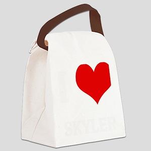 SKYLER Canvas Lunch Bag