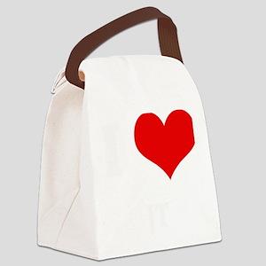 JT Canvas Lunch Bag