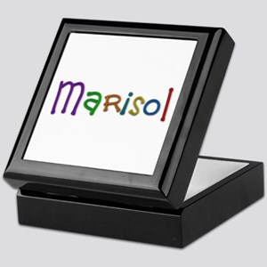 Marisol Play Clay Keepsake Box