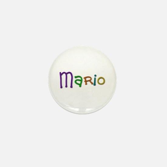 Mario Play Clay Mini Button