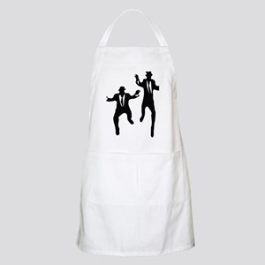 Dancing Brothers Apron