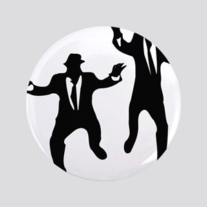 "Dancing Brothers 3.5"" Button"
