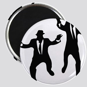 Dancing Brothers Magnet