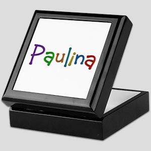 Paulina Play Clay Keepsake Box