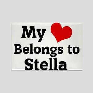 Stella Rectangle Magnet