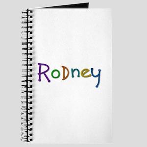 Rodney Play Clay Journal