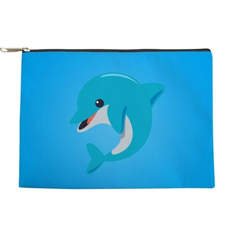 Dolphin Makeup Pouch