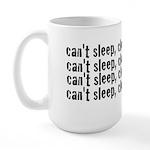 Can't Sleep Clowns Will Eat Me Coffee Cu