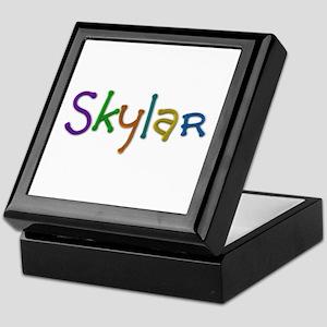 Skylar Play Clay Keepsake Box