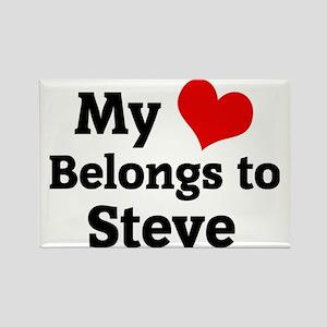 Steve Rectangle Magnet