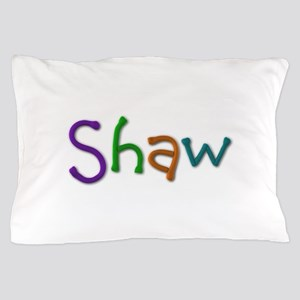 Shawn Play Clay Pillow Case