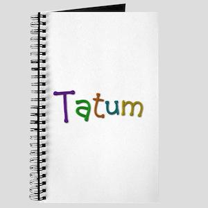 Tatum Play Clay Journal