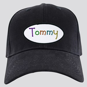 Tommy Play Clay Black Cap
