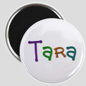 Tara Play Clay Round Magnet
