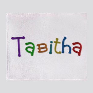 Tabitha Play Clay Throw Blanket