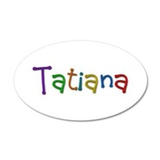 Tatiana Play Clay Wall Decal