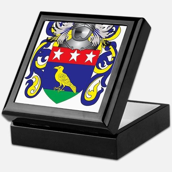 La-Stella Coat of Arms - Family Crest Keepsake Box