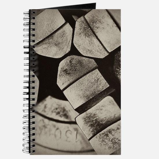 Cute Metal work Journal