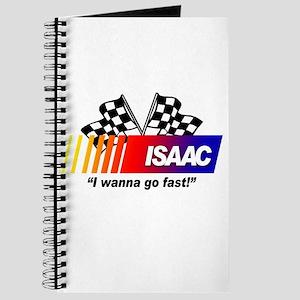 Racing - Isaac Journal
