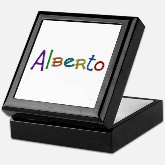 Alberto Play Clay Keepsake Box
