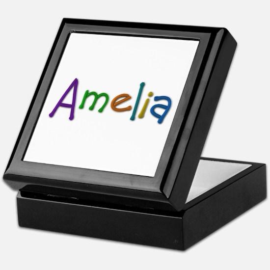 Amelia Play Clay Keepsake Box