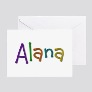 Alana Play Clay Greeting Card