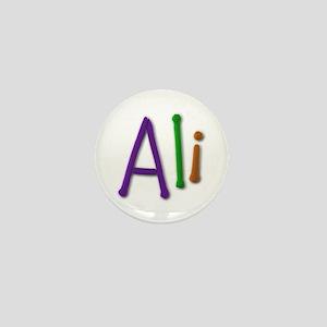 Ali Play Clay Mini Button