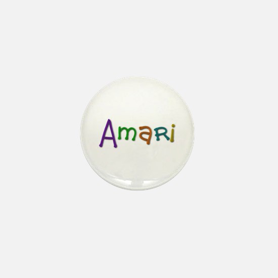 Amari Play Clay Mini Button