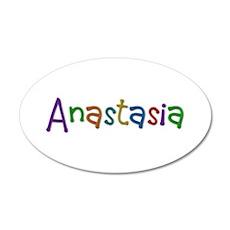 Anastasia Play Clay Wall Decal
