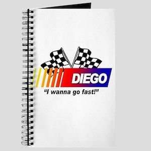 Racing - Diego Journal