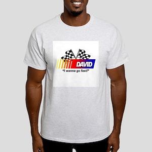 Racing - David Ash Grey T-Shirt