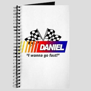 Racing - Daniel Journal