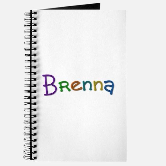 Brenna Play Clay Journal