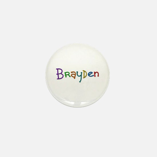Brayden Play Clay Mini Button