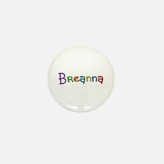 Breanna Play Clay Mini Button