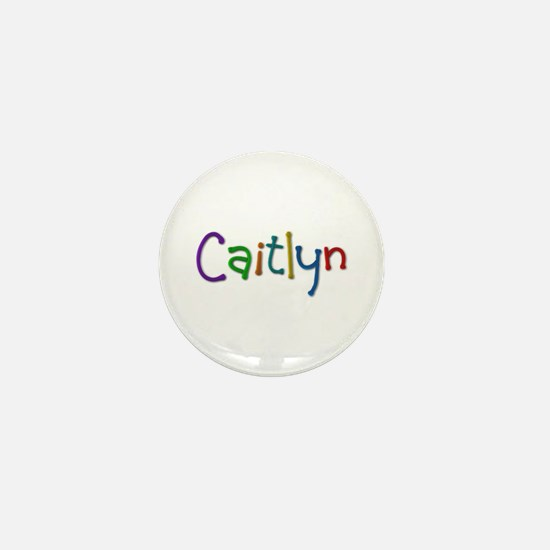Caitlyn Play Clay Mini Button