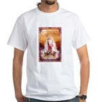 'Chala;The Believer' White T-Shirt