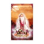 'Chala;The Believer' Sticker (Rectangula