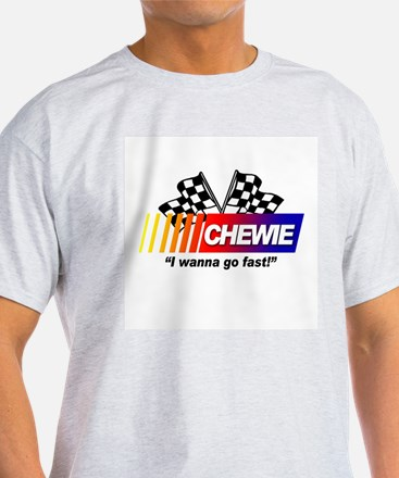 Racing - Chewie Ash Grey T-Shirt