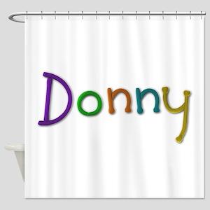 Donny Play Clay Shower Curtain