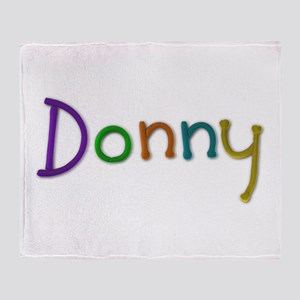 Donny Play Clay Throw Blanket