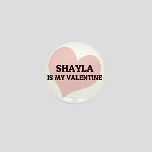 SHAYLA Mini Button