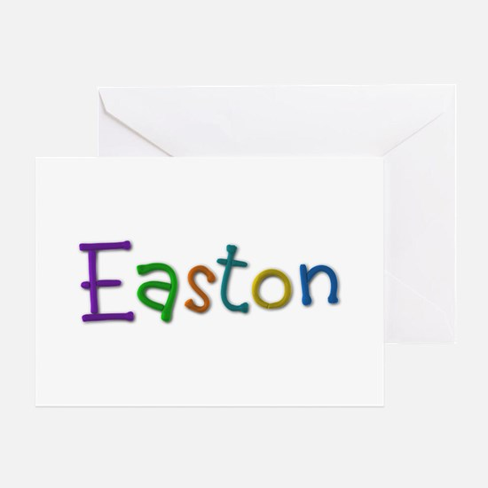 Easton Play Clay Greeting Card