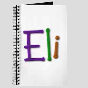 Eli Play Clay Journal
