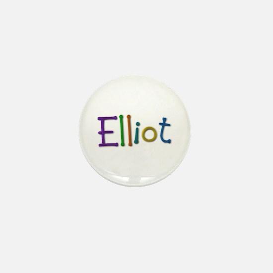 Elliot Play Clay Mini Button