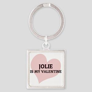 JOLIE Square Keychain