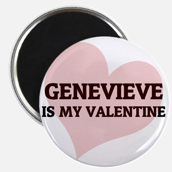 GENEVIEVE Magnet