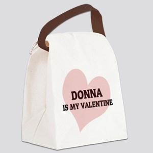 DONNA Canvas Lunch Bag