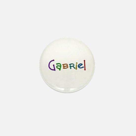 Gabriel Play Clay Mini Button