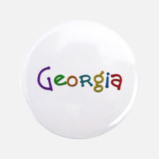 Georgia Play Clay Big Button